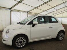 65 15 Fiat 500 Lounge
