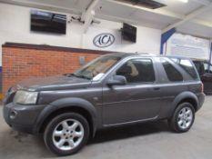 05 05 L/Rover Freelander XEI