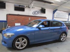 64 14 BMW 118D M Sport