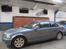 W 2000 BMW 318 CI