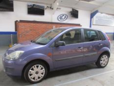 57 07 Ford Fiesta Style Climate