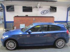 07 07 BMW 118D SE