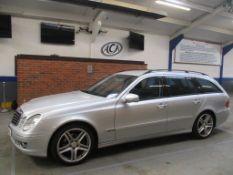 08 08 Mercedes E220 Avantgarde CDI