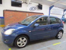 58 08 Ford Fiesta Zetec Climate TDCI