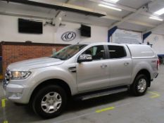 17 17 Ford Ranger Limited 4X4 DCB