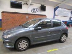 07 07 Peugeot 206 Look HDI