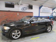 10 10 BMW 120D SE