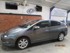 11 11 Honda Insight ES CVT