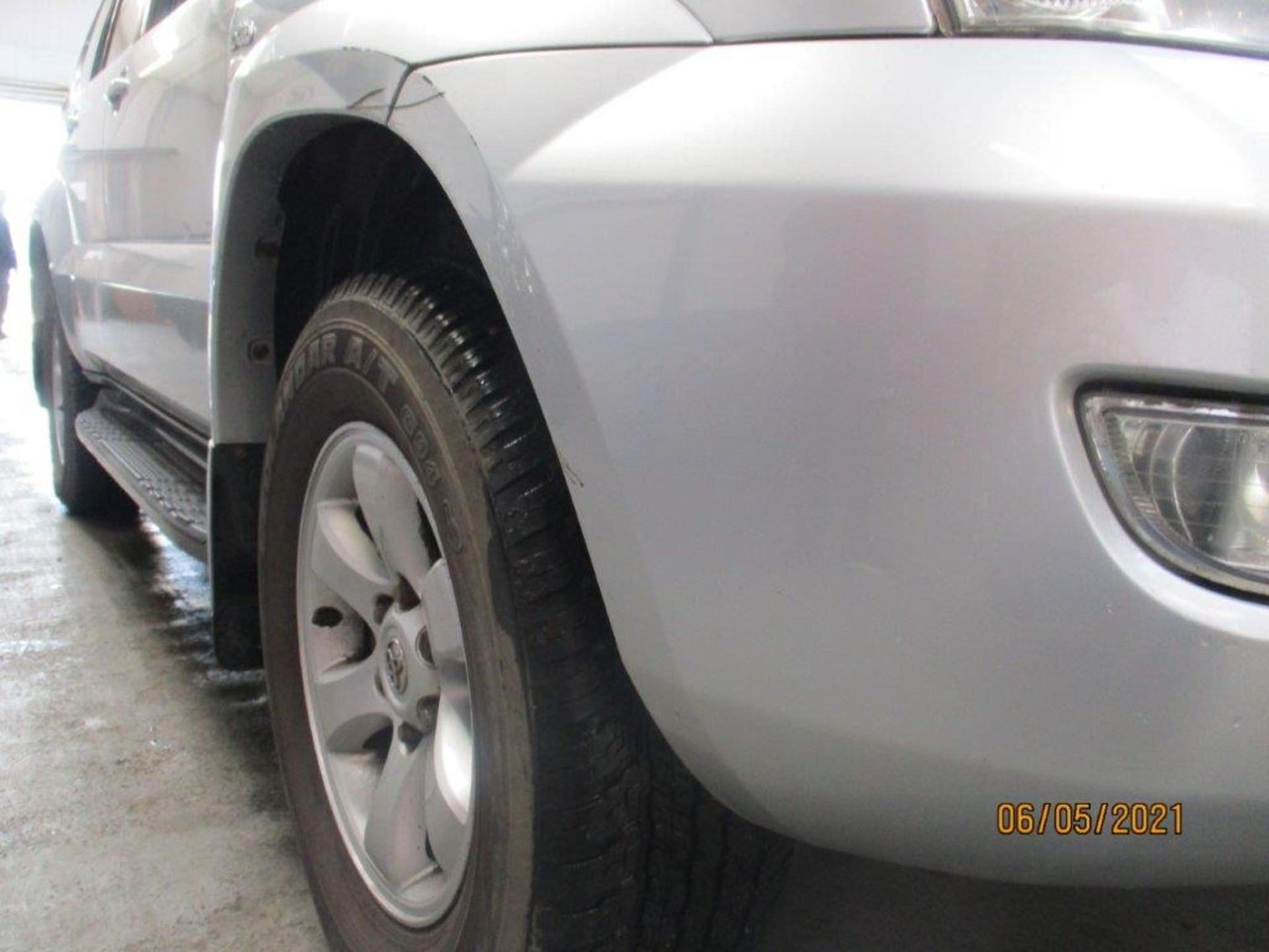 07 57 Toyota L/Cruiser LC4 D 4D - Image 26 of 32
