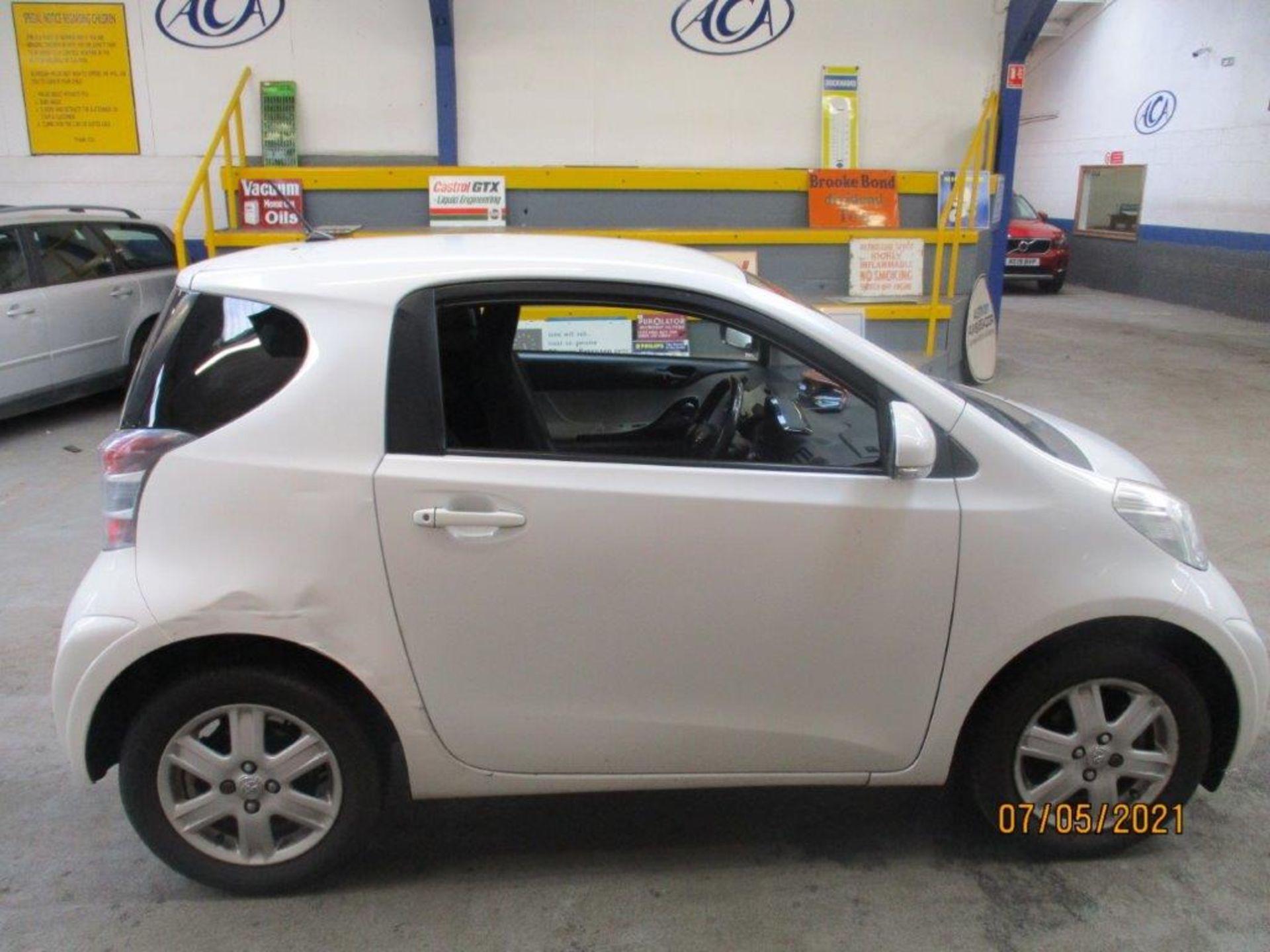 11 60 Toyota IQ VVT - Image 3 of 21