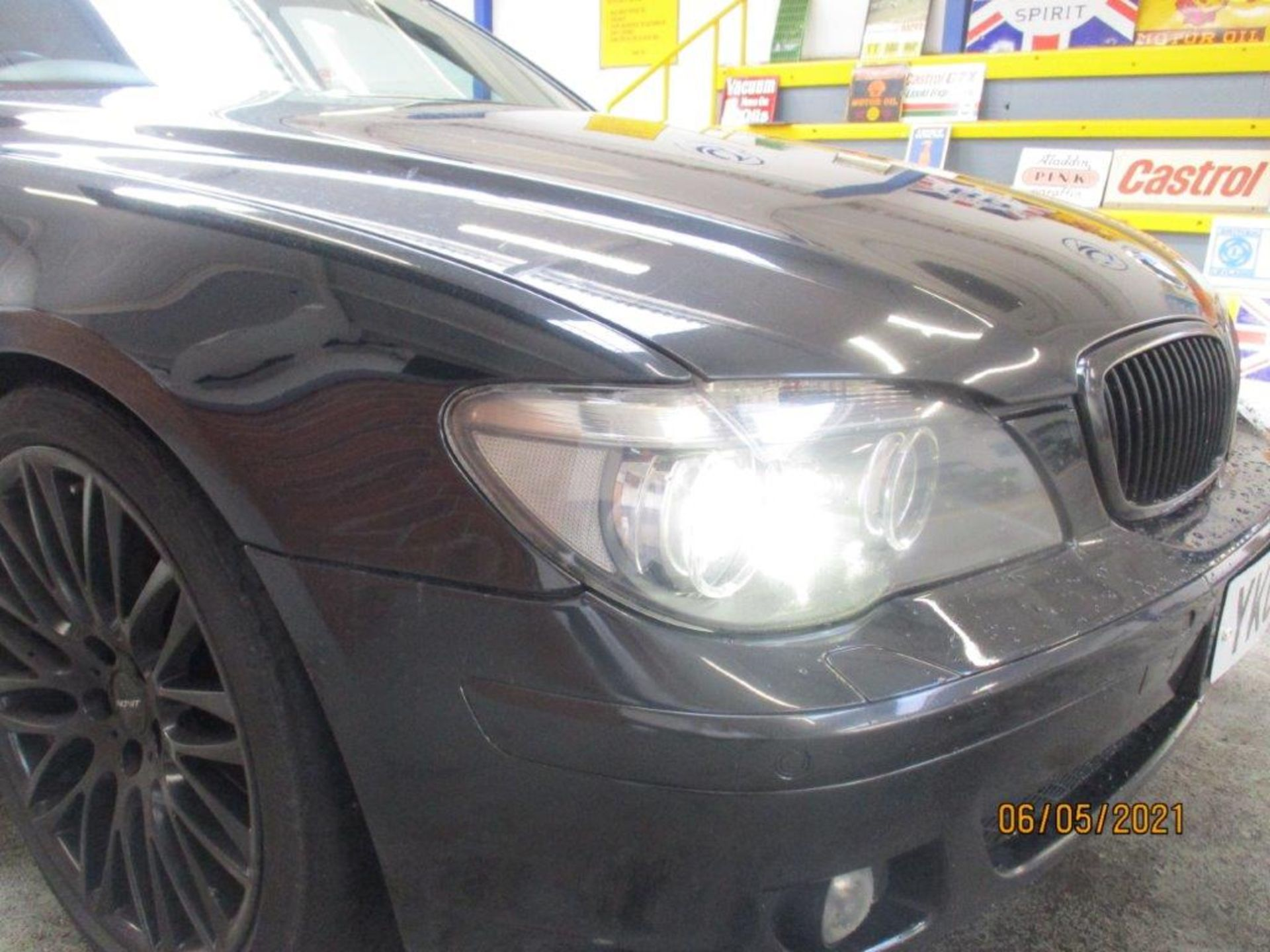 06 06 BMW 730 D Sport Auto - Image 19 of 23