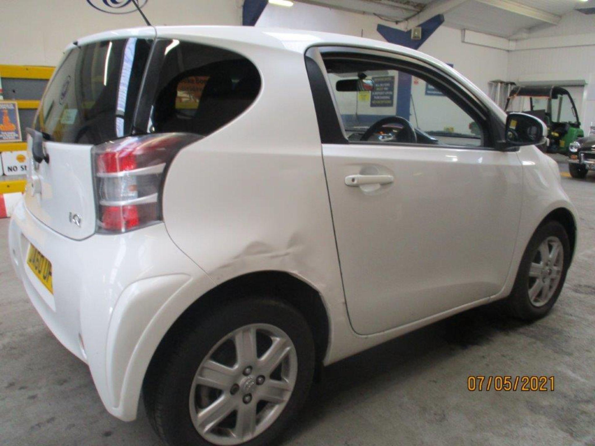 11 60 Toyota IQ VVT - Image 4 of 21
