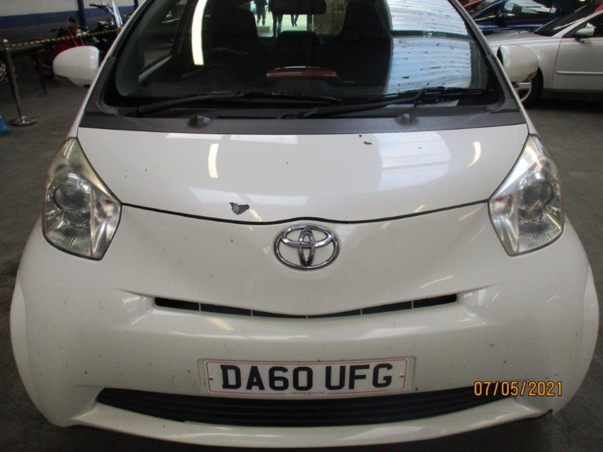 11 60 Toyota IQ VVT - Image 7 of 21