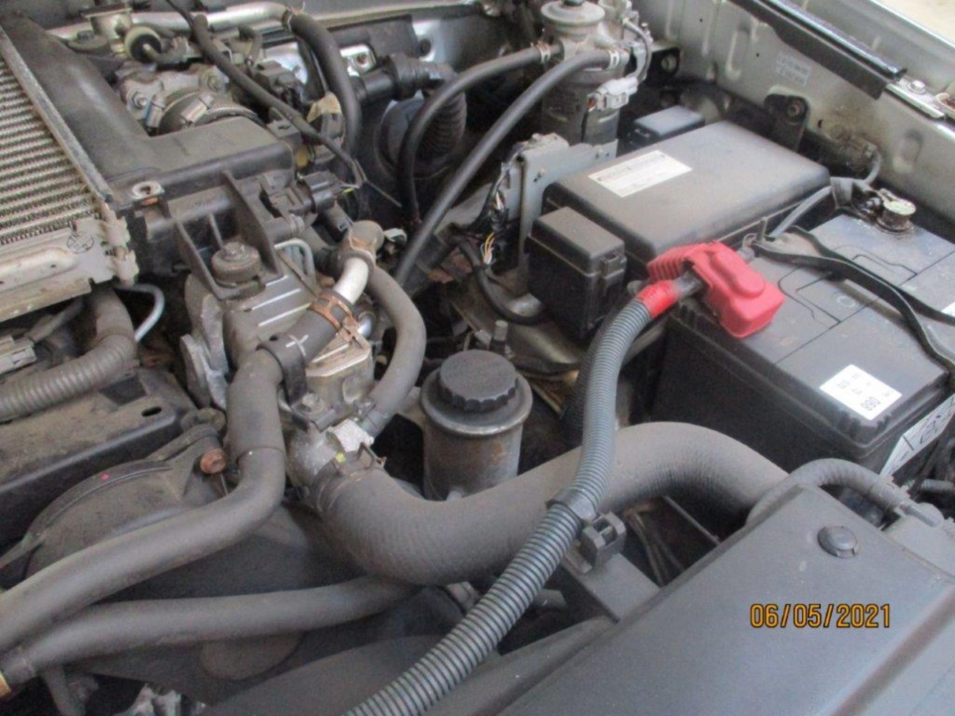 07 57 Toyota L/Cruiser LC4 D 4D - Image 8 of 32