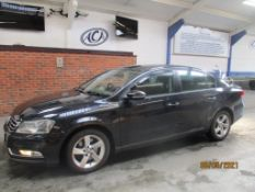13 13 VW Passat S Bluemotion Tech
