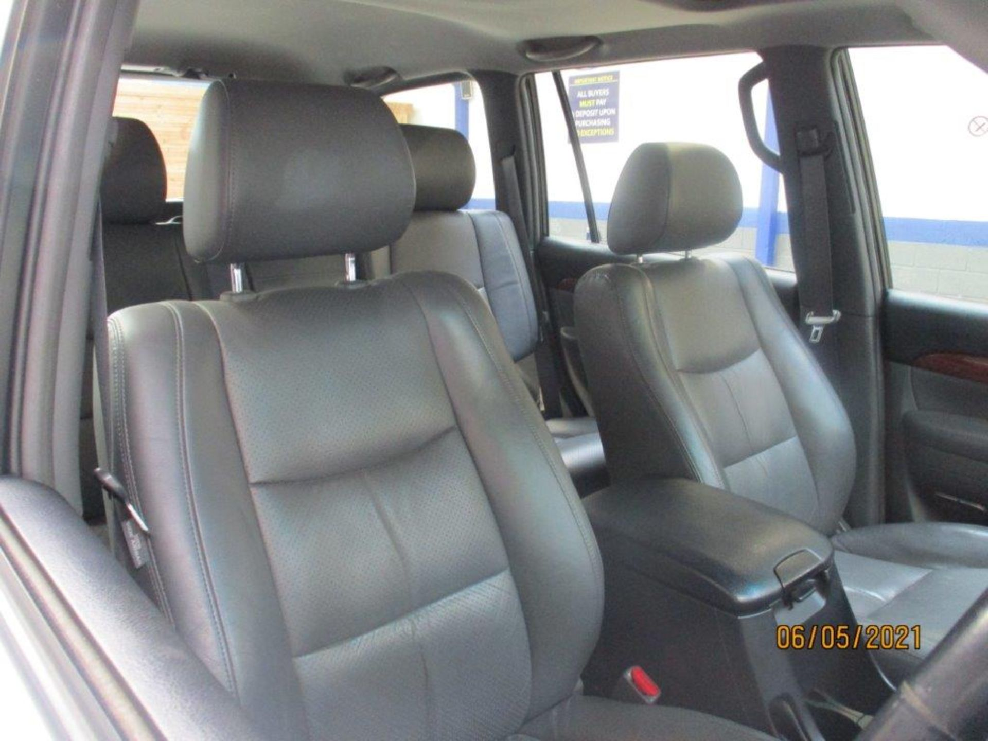 07 57 Toyota L/Cruiser LC4 D 4D - Image 29 of 32