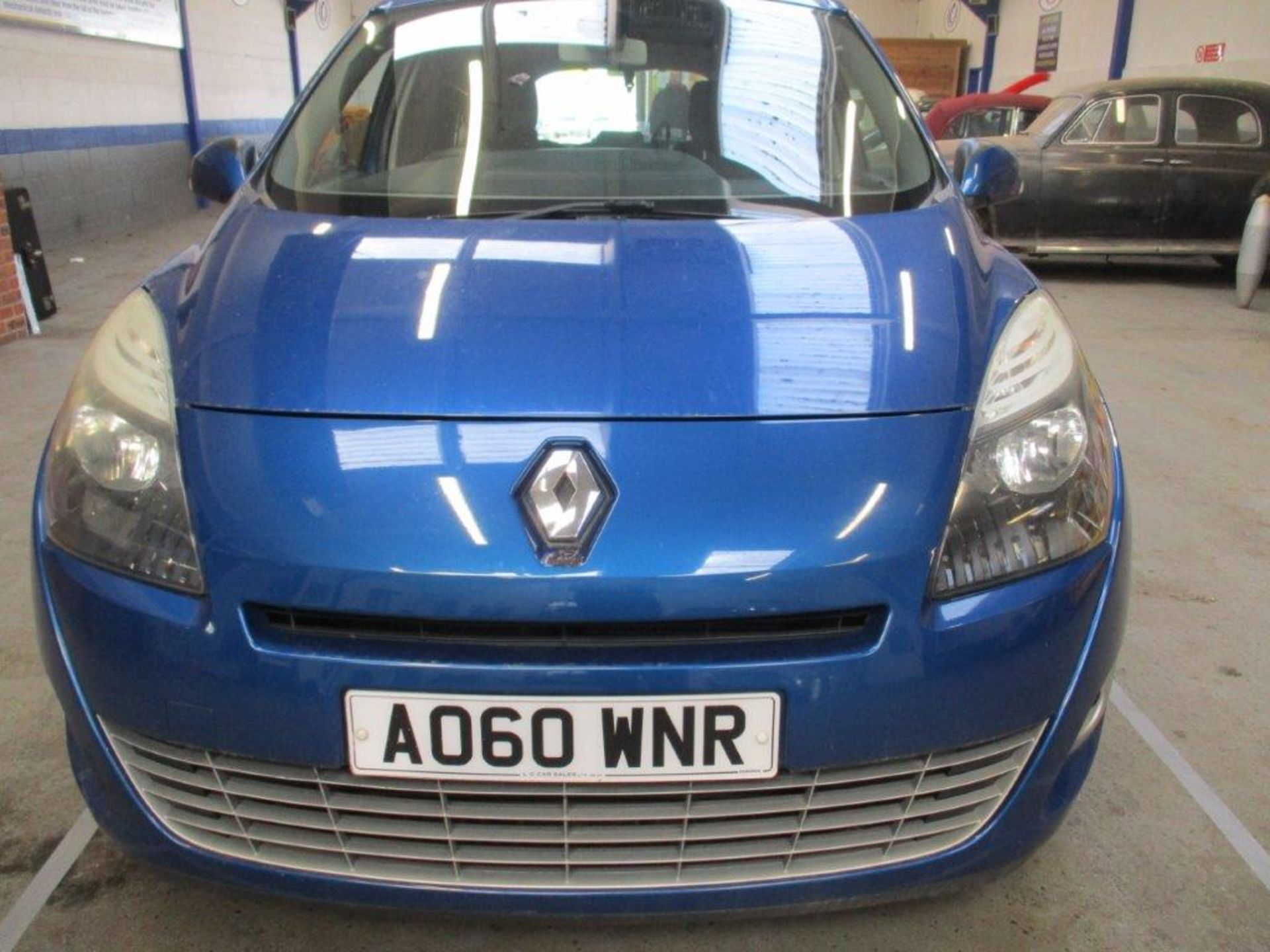 10 10 Renault Grd Scenic Dyn T-T - Image 5 of 21