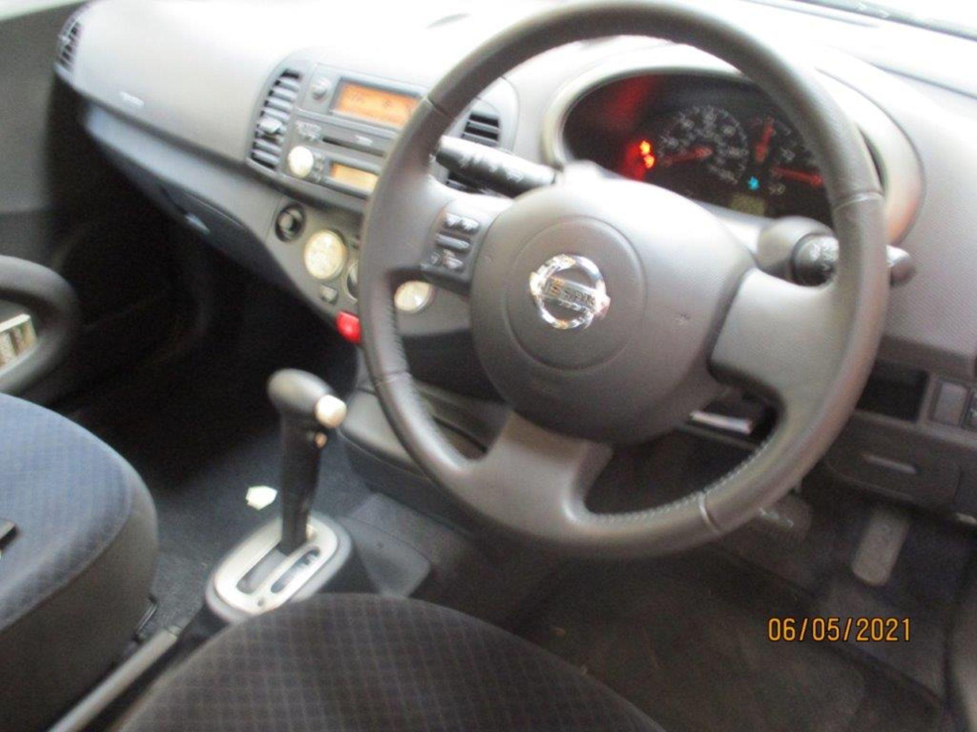 05 05 Nissan Micra SVE - Image 10 of 14