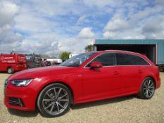 16 66 Audi A4 S Line TFSI Est