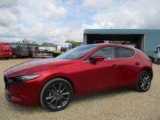 19 69 Mazda 3 Sport Lux MHEV Auto