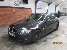 08 58 BMW 320 M'SPORT Conv Auto