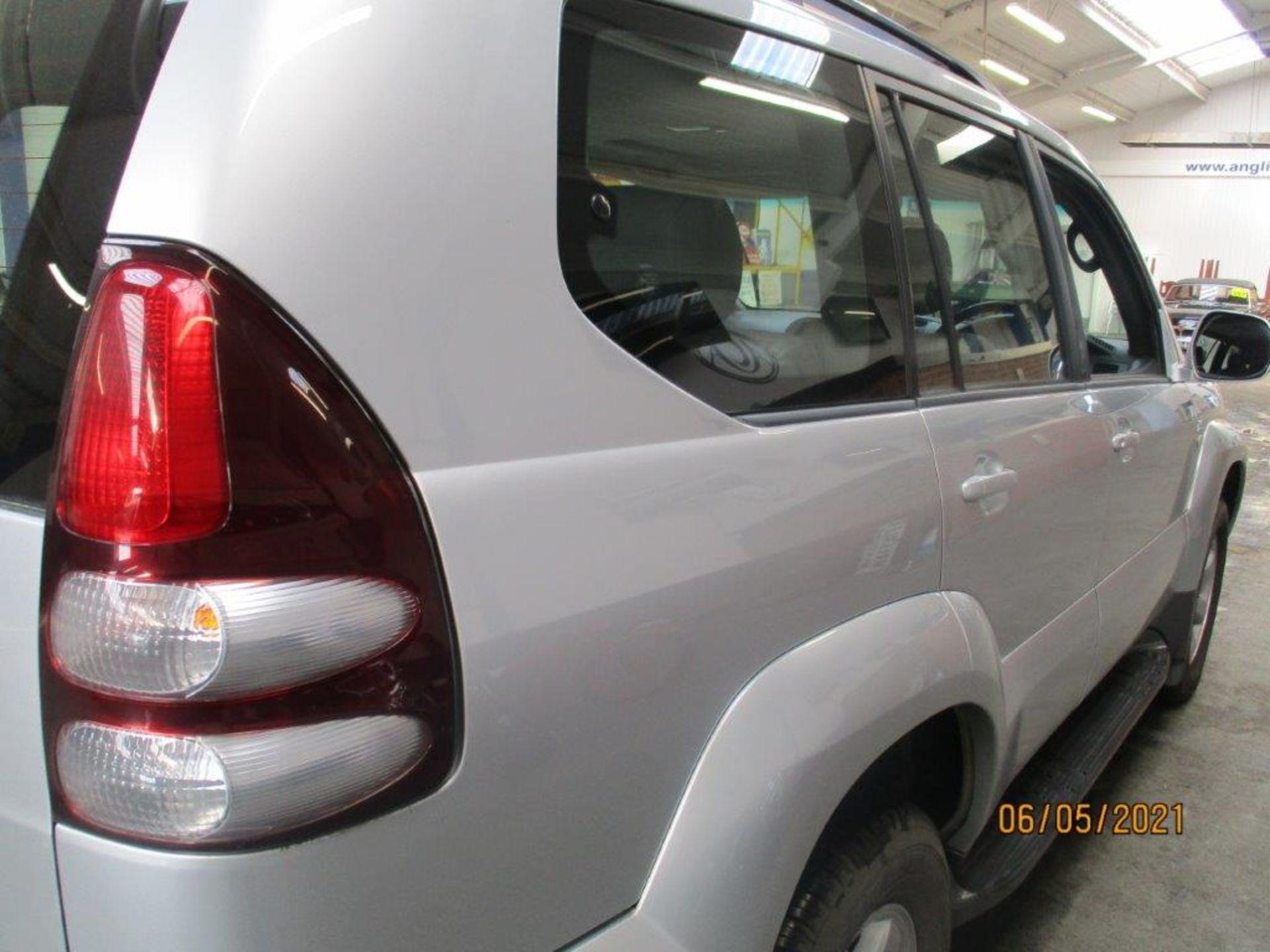 07 57 Toyota L/Cruiser LC4 D 4D - Image 12 of 32