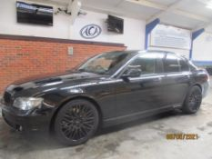 06 06 BMW 730 D Sport Auto