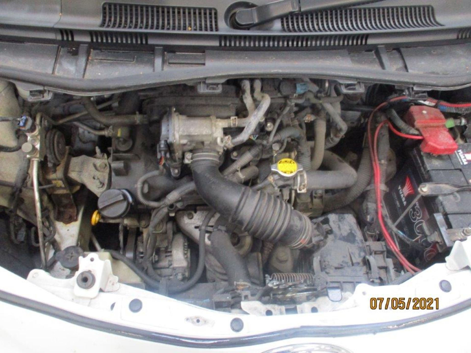 11 60 Toyota IQ VVT - Image 10 of 21