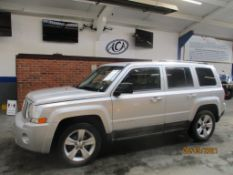 11 11 Jeep Patriot LTD CRD