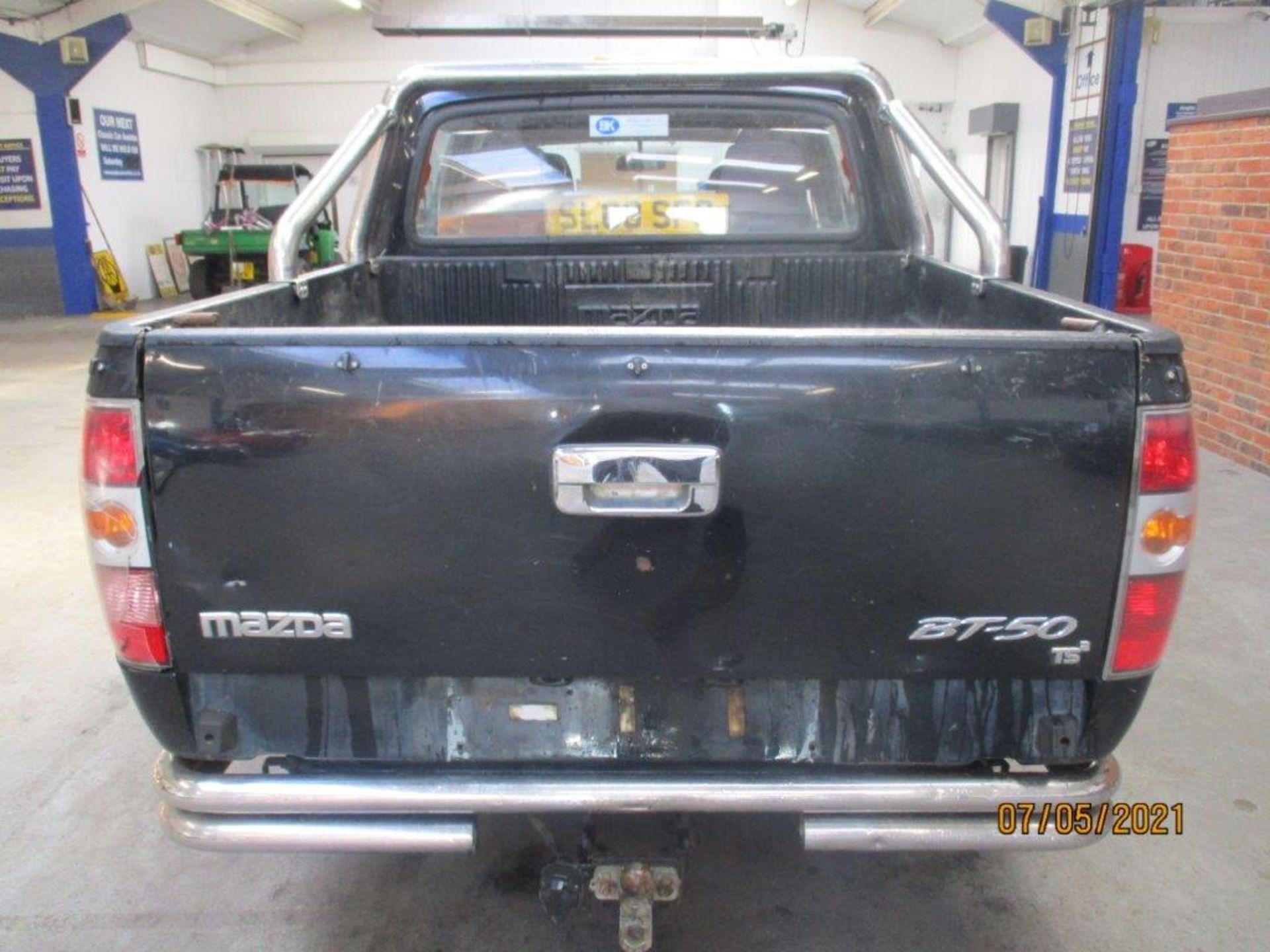 08 08 Mazda BT50 TS2 D/C - Image 4 of 32