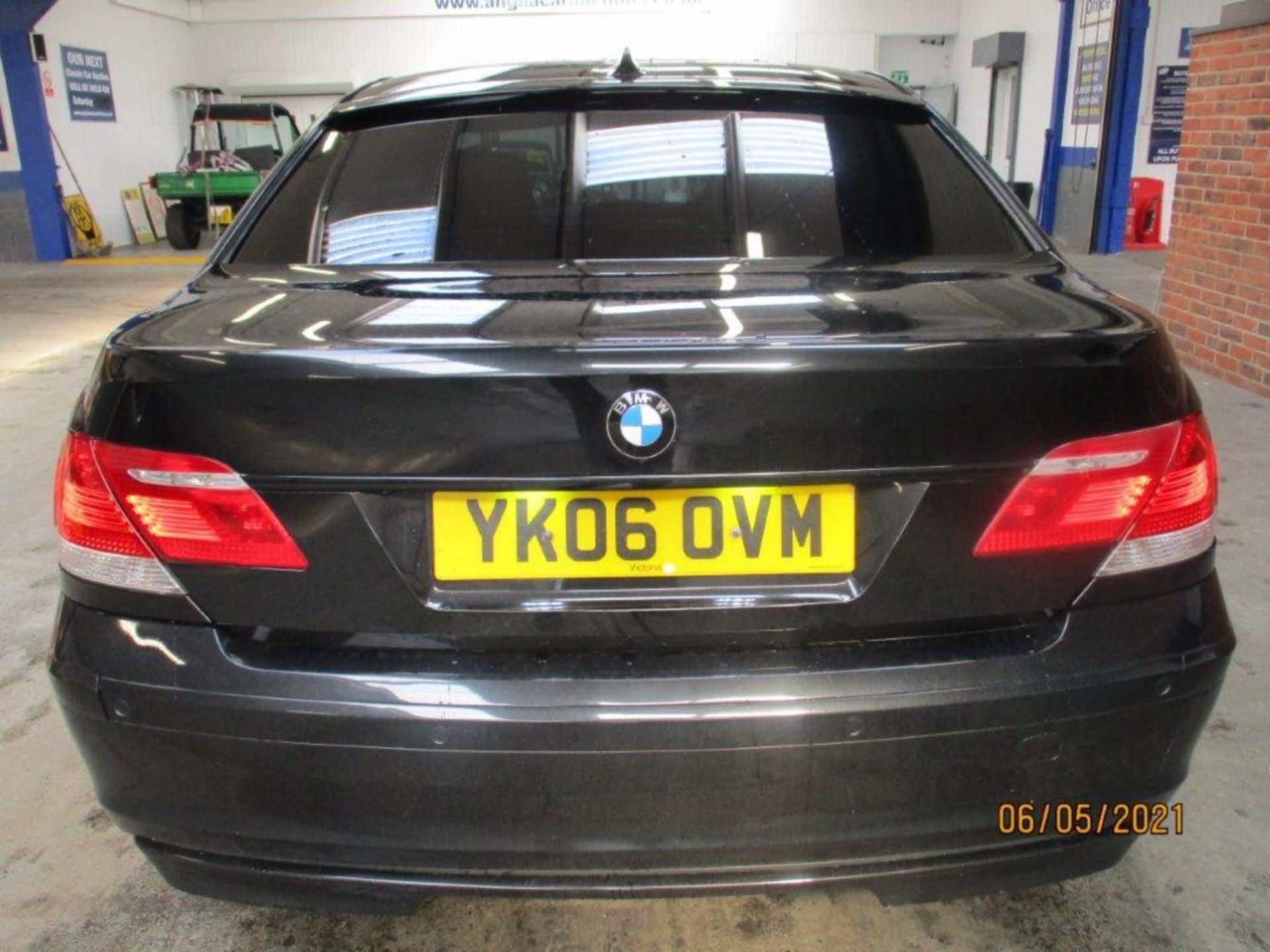 06 06 BMW 730 D Sport Auto - Image 3 of 23