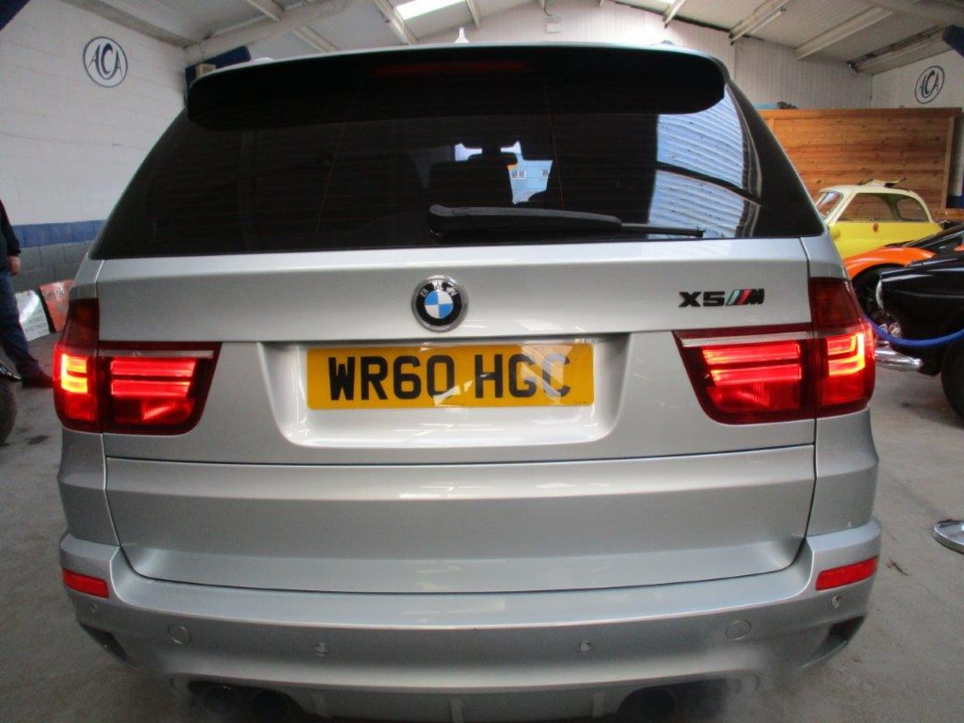 60 10 BMW X5 M Turbo Auto - Image 3 of 35