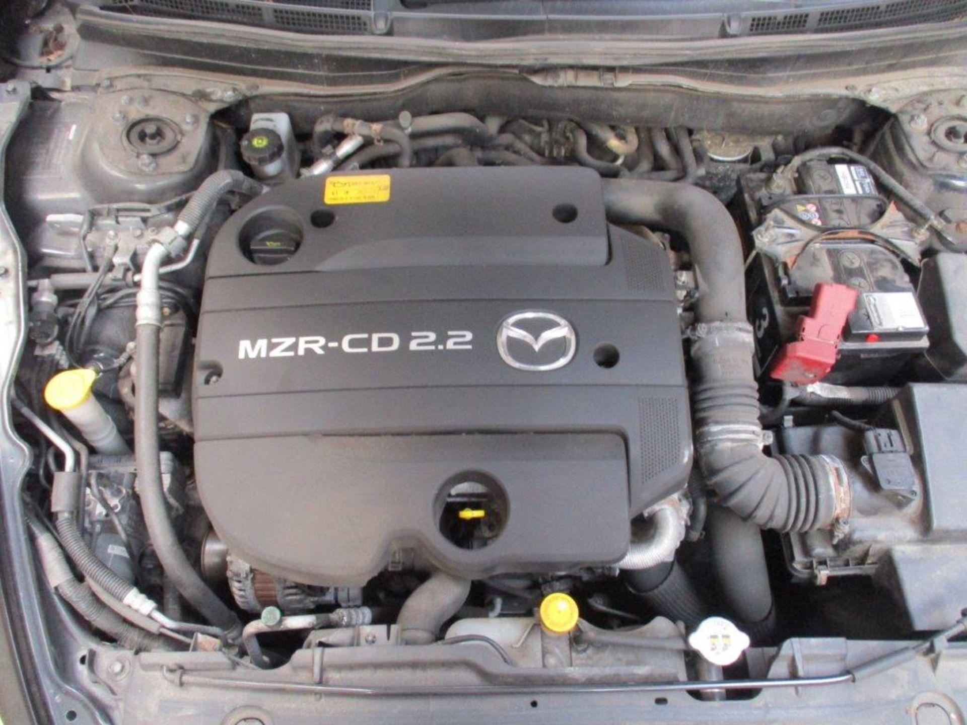 11 11 Mazda 6 TS2 D - Image 21 of 23