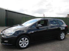 65 15 Vauxhall Astra Design CDTI ECO