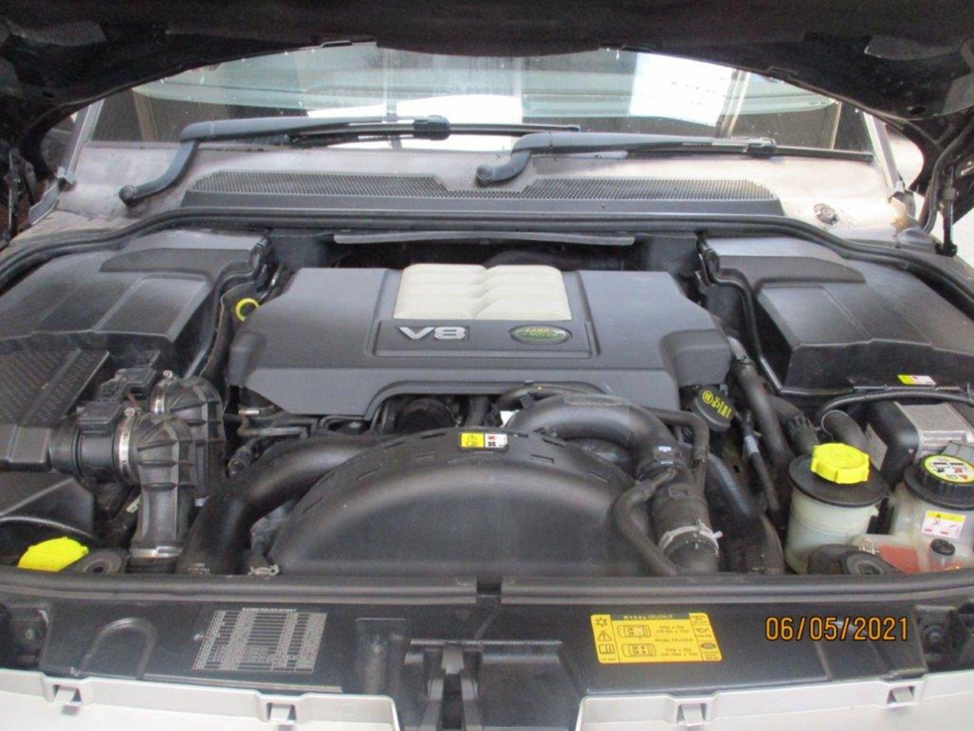 08 08 R/R Sport HSE TDV8 Auto - Image 8 of 19