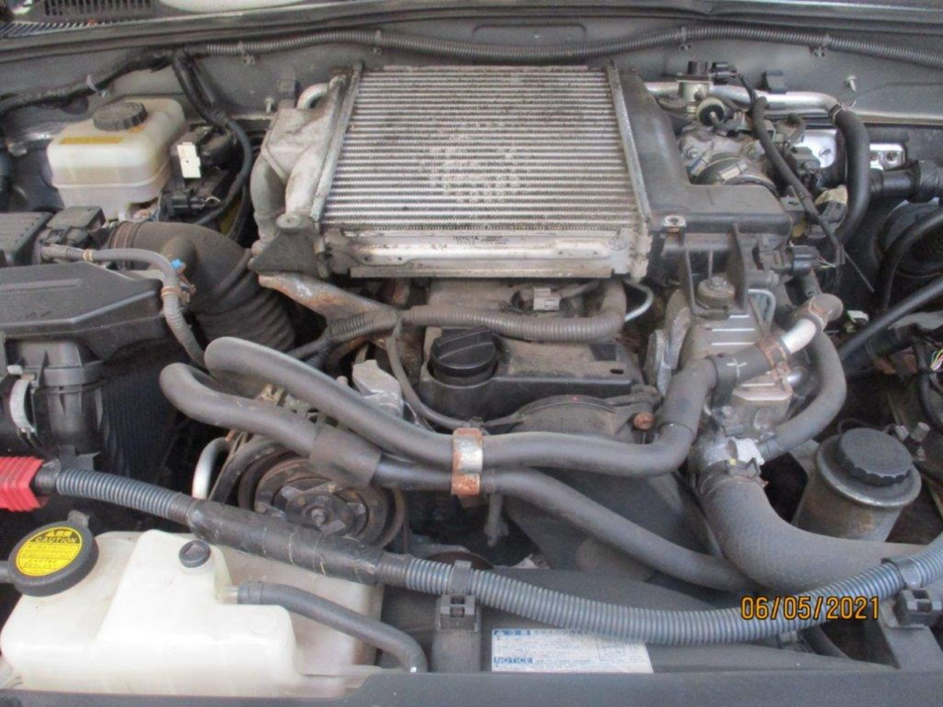 07 57 Toyota L/Cruiser LC4 D 4D - Image 10 of 32