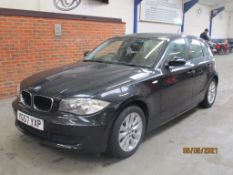 07 57 BMW 116 ES