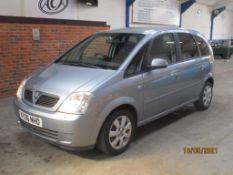 06 06 Vauxhall Meriva Breeze