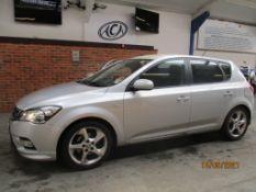 11 11 Kia Ceed 3 CRDI Auto