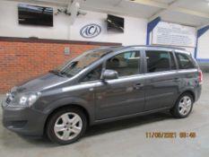 11 11 Vauxhall Zafira Excl CDTI