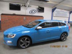 14 64 Volvo V60 R Design D4 Estate