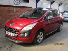 11 11 Peugeot 3008 Excl HDI