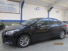 15 15 Hyundai I40 SE Nav CRDI Blue