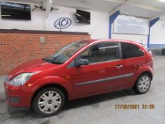 07 07 Ford Fiesta Style Climate