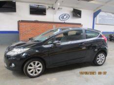 11 11 Ford Fiesta Zetec