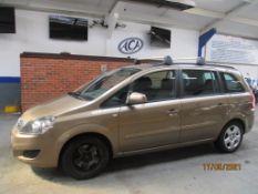14 14 Vauxhall Zafira Exclusive CDTI
