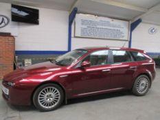 57 08 Alfa Romeo 159 Turismo JTDM