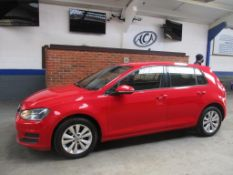 14 14 VW Golf SE Bluemotion Tech TDI