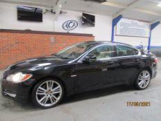 10 10 Jaguar XF S Premium Luxury V6
