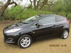 14 14 Ford Fiesta Zetec